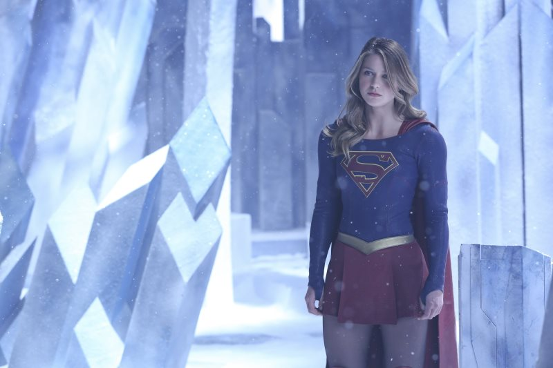 The Weekend Chill / Supergirl