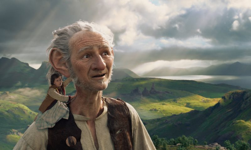 The Weekend Chill / The BFG (2016 film)