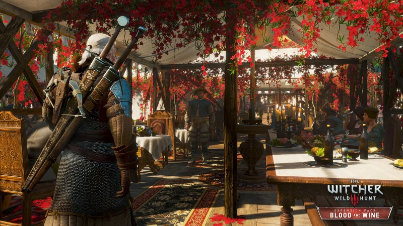 The Weekend Chill / The Witcher 3: Wild Hunt - Blood and Wine