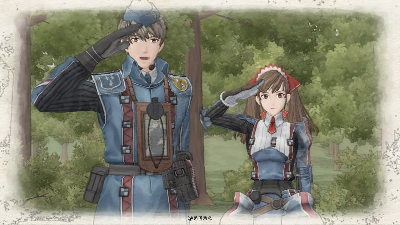 The Weekend Chill / Valkyria Chronicles Remastered