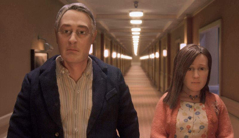 The Weekend Chill / Anomalisa