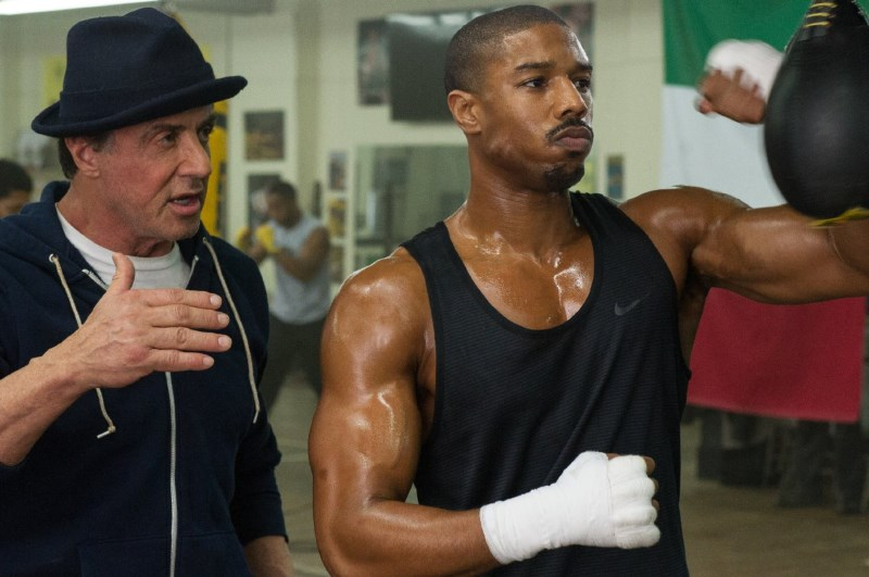 The Weekend Chill / Creed (2015 film)