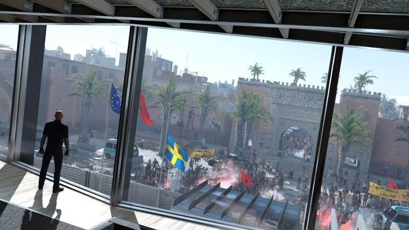 The Weekend Chill / Hitman - Episode 3: Marrakesh