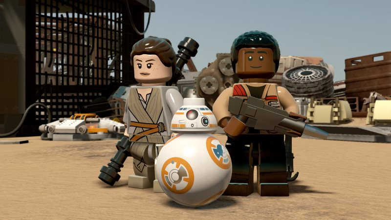 The Weekend Chill / Lego Star Wars: The Force Awakens