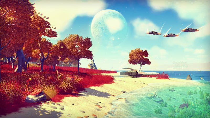 No Man's Sky Is So Huge That Players Found 10 Million Species in 1 Night