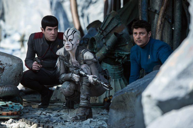 The Weekend Chill / Star Trek Beyond