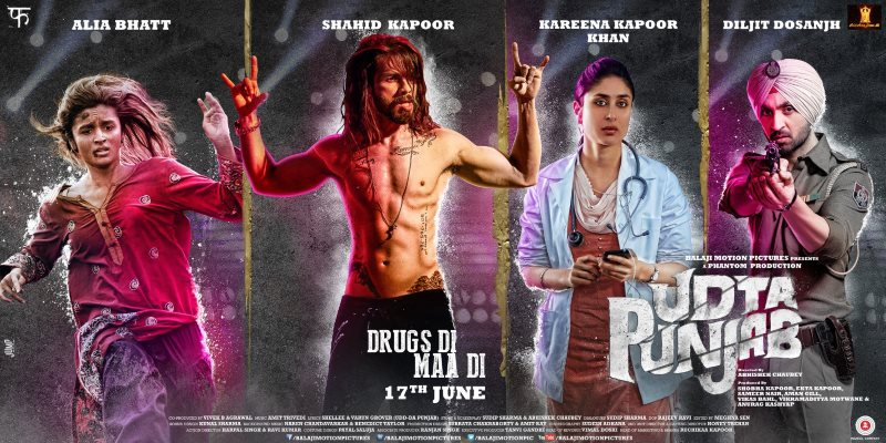 The Weekend Chill / Udta Punjab