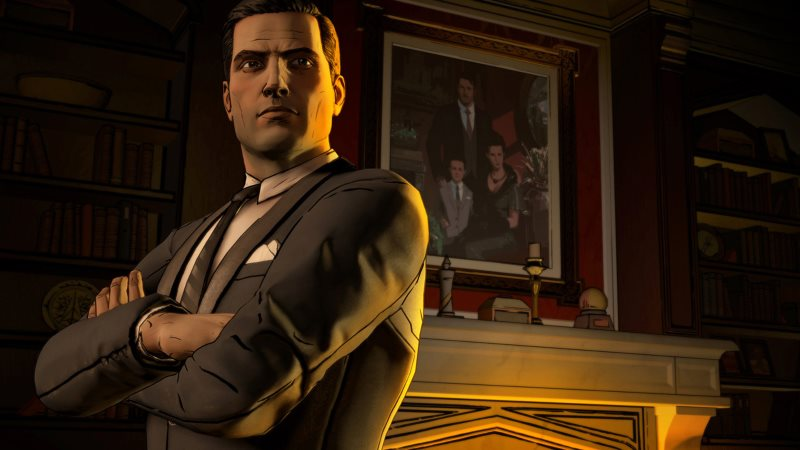 The Weekend Chill / Batman: The Telltale Series