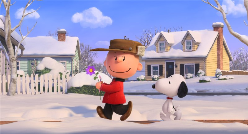 The Weekend Chill / The Peanuts Movie