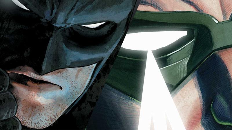 The Weekend Chill / Batman: Rebirth #1 and Green Arrow: Rebirth #1