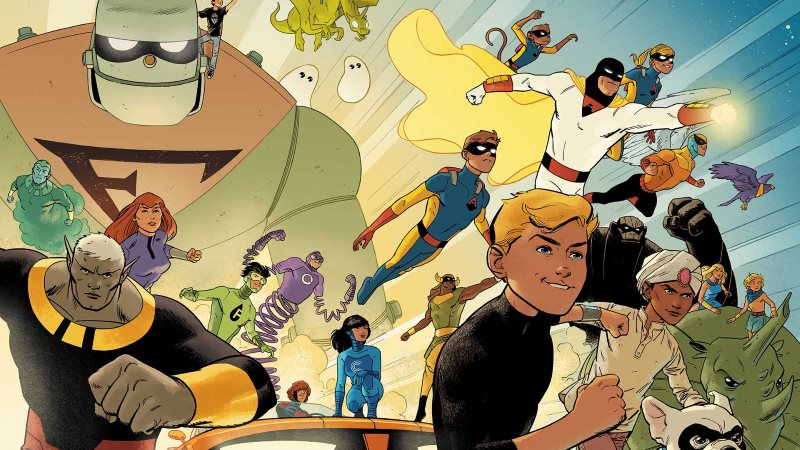 The Weekend Chill / Future Quest (2016) #1