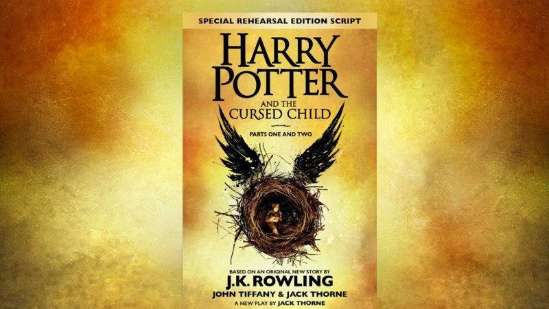 The Weekend Chill / Harry Potter and the Cursed Child
