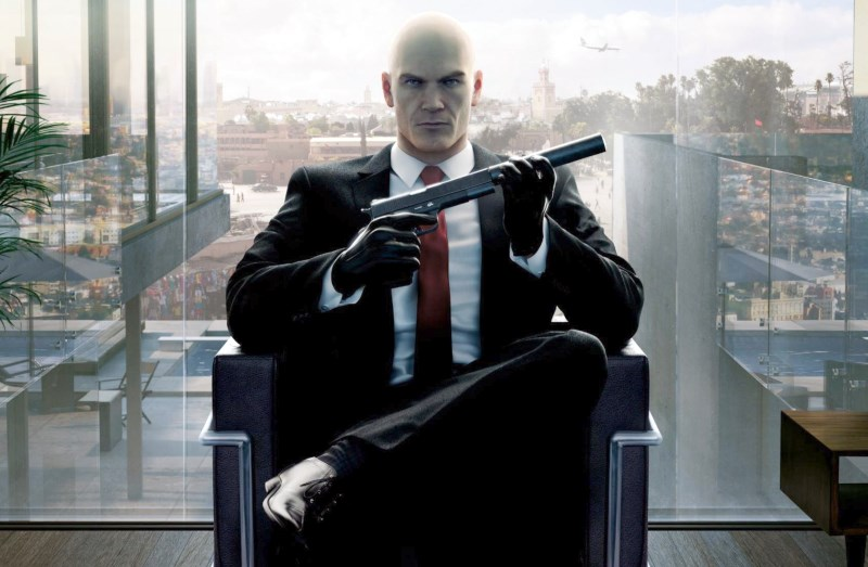 The Weekend Chill / Hitman (2016 video game)