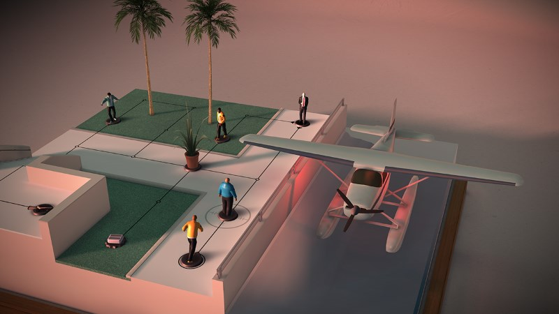 The Weekend Chill / Hitman Go: Definitive Edition