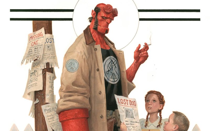 The Weekend Chill / Hellboy and the BPRD #1