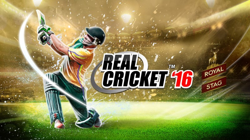 The Weekend Chill / Real Cricket 16