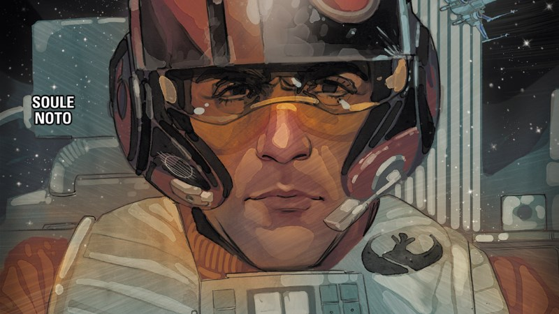 The Weekend Chill / Poe Dameron #1