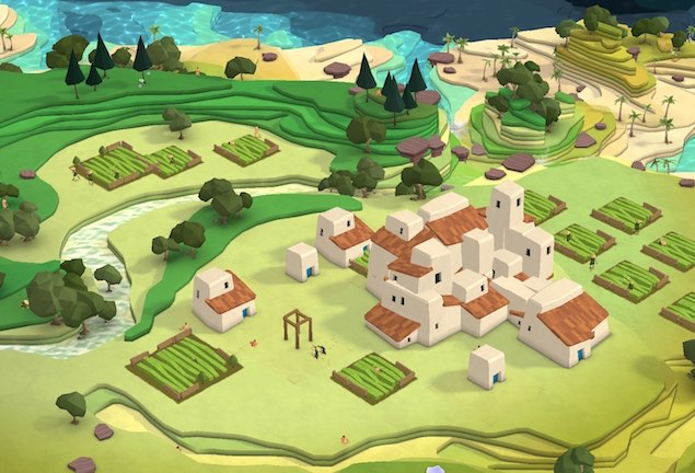 Godus God Game Now Available for Free for Android