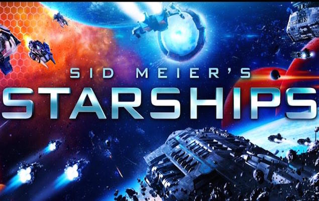 Sid Meier's Starships Turn-Based Strategy Game Announced for iPad, PC, Mac