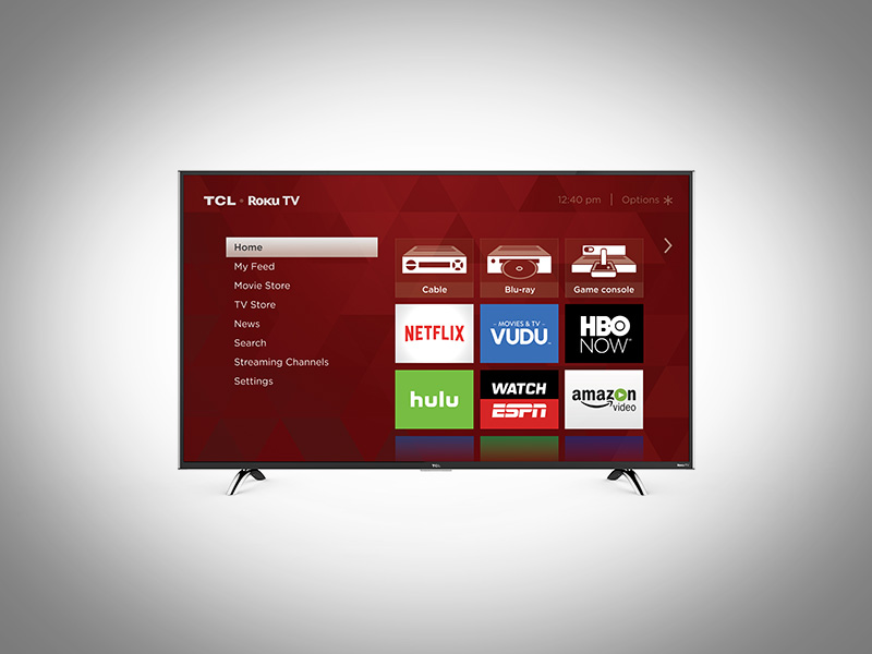 Roku Bets on 4K and HDR for Roku TVs in 2016
