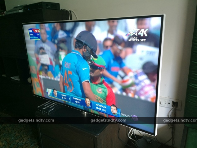 With 4K TV Broadcasts Coming to India, Is It Time for You to Invest