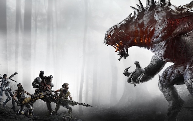 Evolve Review: The Hunter Is the Hunted