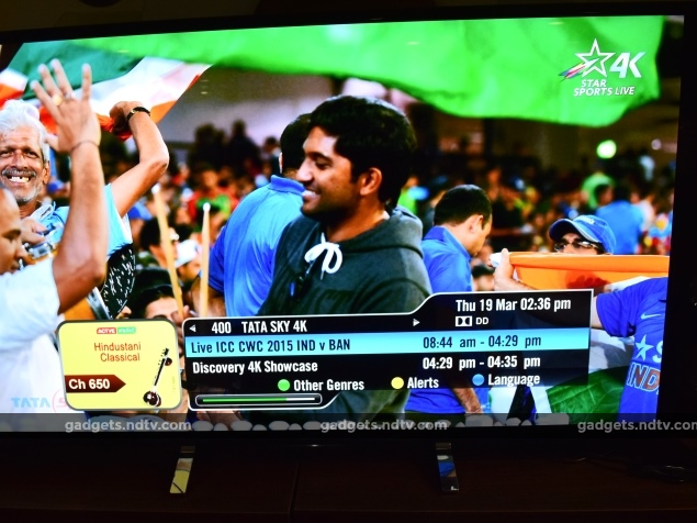 With 4K TV Broadcasts Coming to India, Is It Time for You to