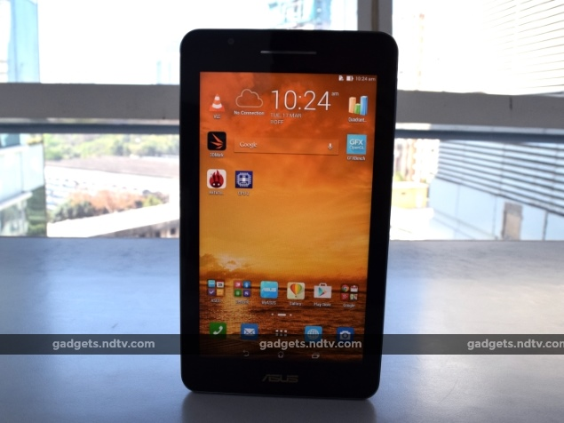 Asus Fonepad 7 (FE171CG) Review: Small Changes to an Old Formula