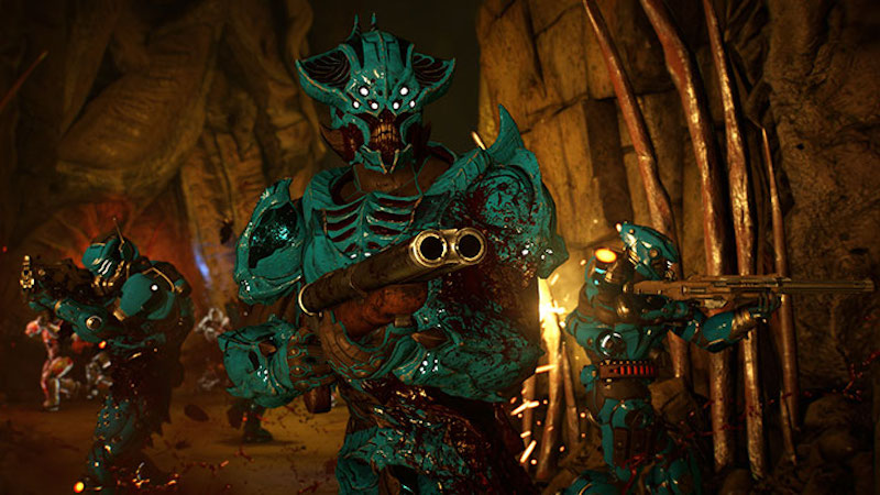 Doom Multiplayer Open Beta and Season Pass Announced