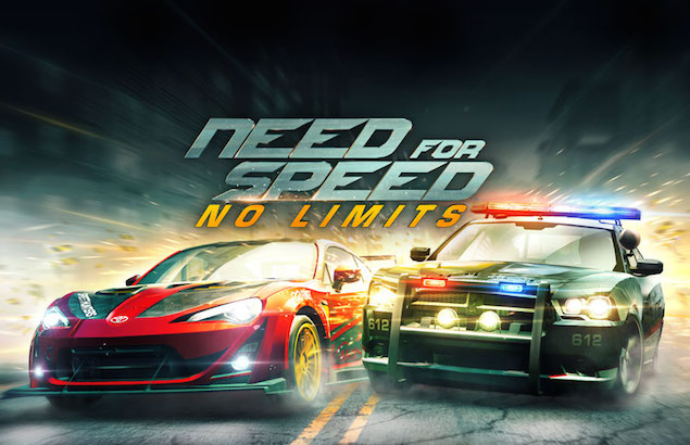 Need For Speed No Limits Announced For iOS and Android