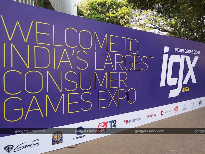 Indian Games Expo 2016 Dates Announced