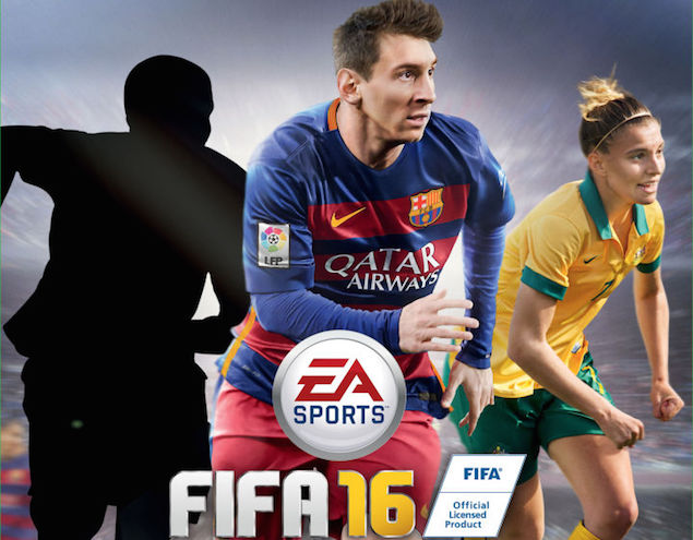 Australia's Steph Catley Is the First Woman on the Cover of EA's FIFA