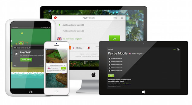 Fortumo Cross Platform Mobile