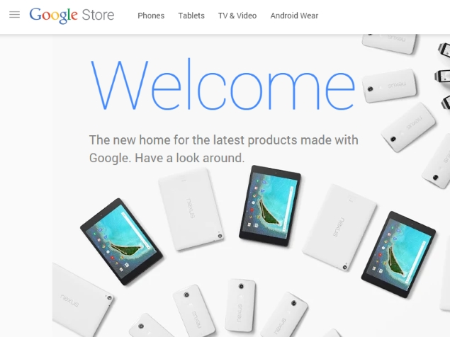 Google Store Launched for 'Made With Google' Hardware Offerings