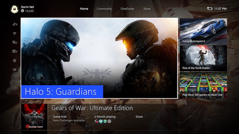 Windows 10 for Xbox One Update Not the Final Upgrade for the