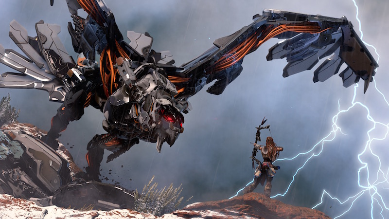 PS4-Exclusive Horizon Zero Dawn Release Date Announced