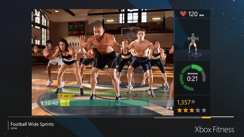 Microsoft Ends Xbox Fitness for the Xbox One, User Backlash Results