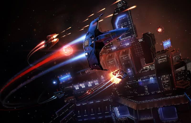 Elite: Dangerous Review - Lost in Space