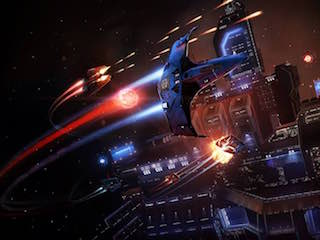 Elite: Dangerous Review - Lost in Space
