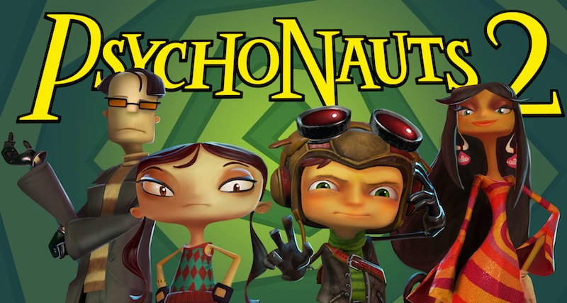 Psychonauts 2 Announced, Gives Gamers Investment Opportunities