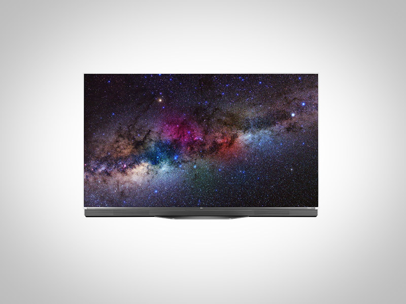 lgs new 4k oled tv at ces 2016 wants to tick all the