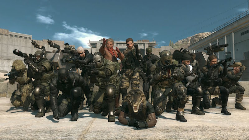 Metal Gear Online Beta for PC to Go Live Tuesday