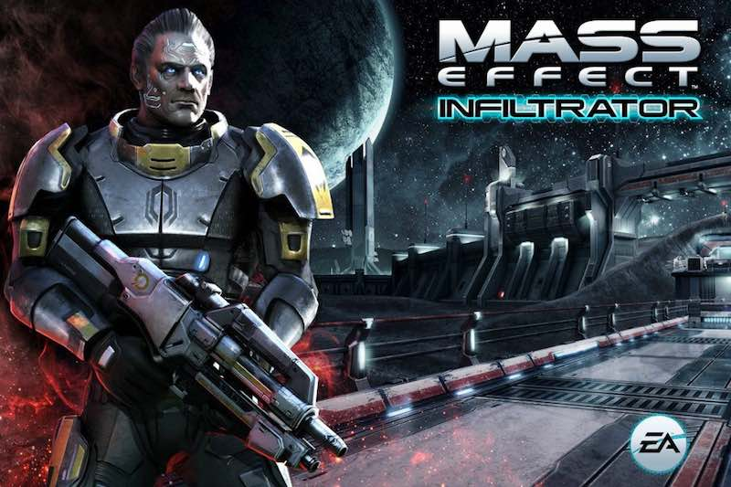 EA's Mass Effect Infiltrator and Dead Space Removed From App Store