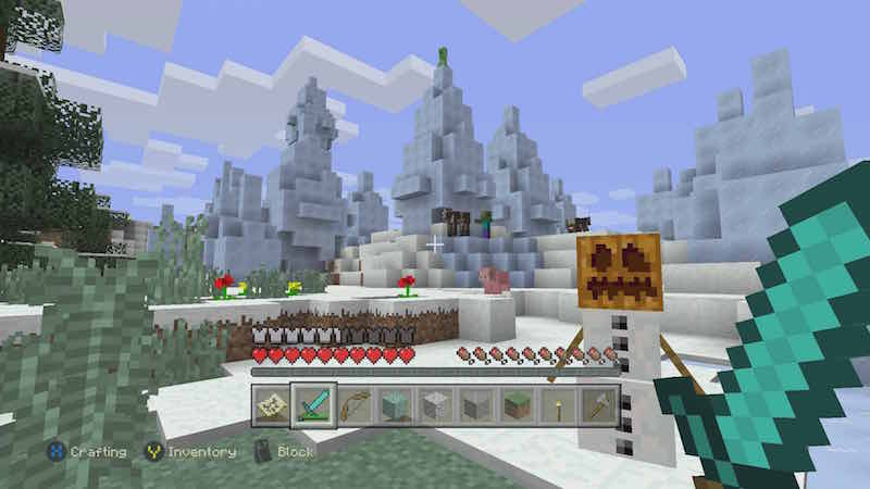 Minecraft Console Edition Gets Its Biggest Ever Update