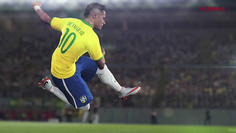 Pro Evolution Soccer 2016 Review: It's Fast but Is It Fantastic?
