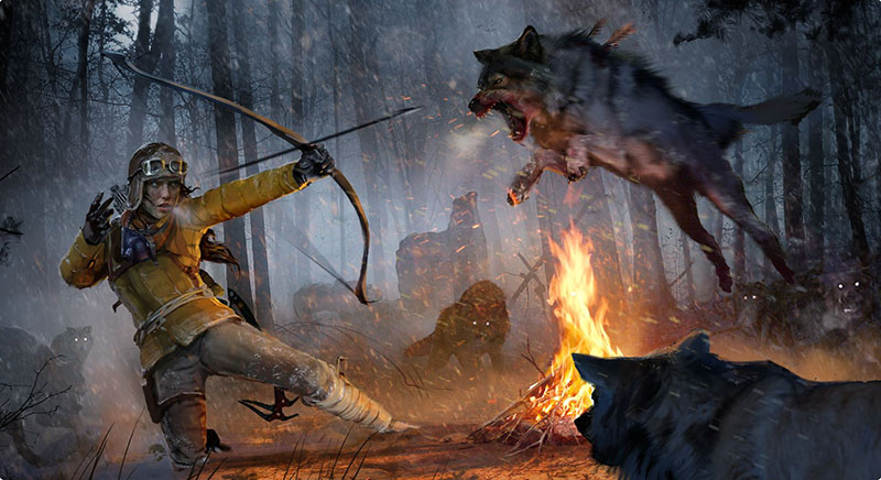 Rise of the Tomb Raider to Arrive on Windows Store, Xbox Gets New Mode