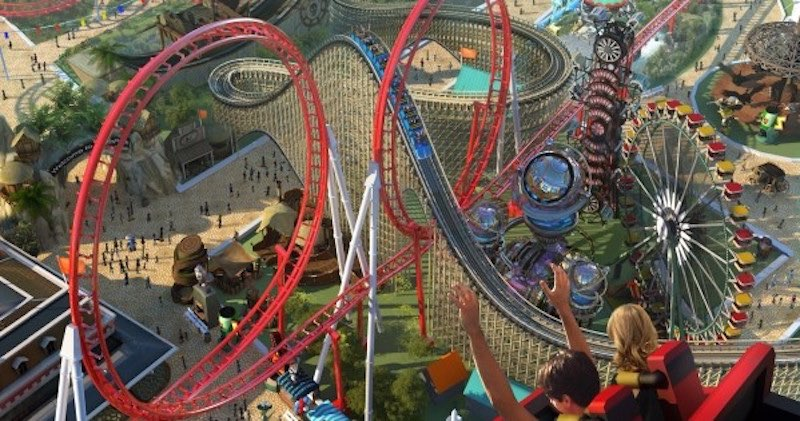 RollerCoaster Tycoon World Release Date Announced, Pre