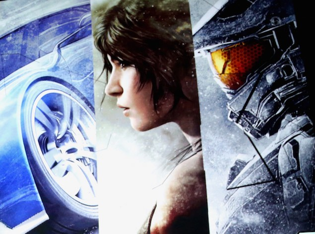 Halo 5, Forza 6, Rise of the Tomb Raider Are the Most