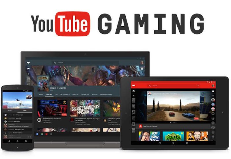 Image result for YouTube Gaming shut down
