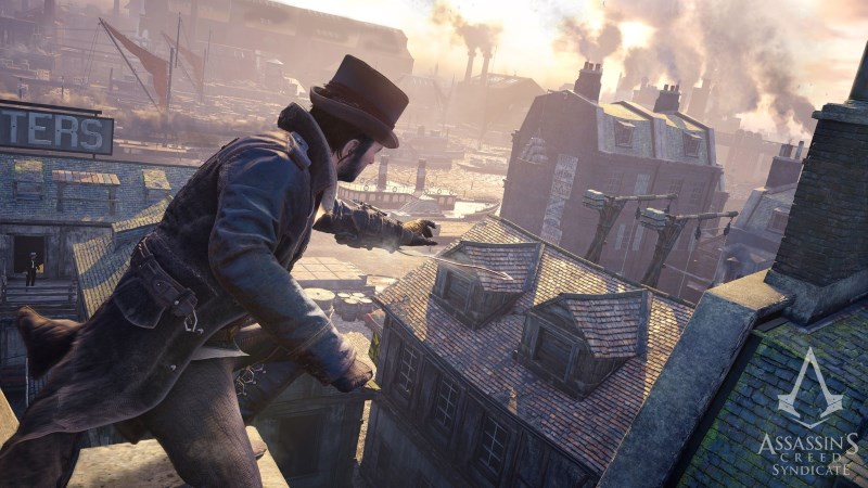 Assassin's Creed Syndicate Broke Ubisoft's Top Software Architect